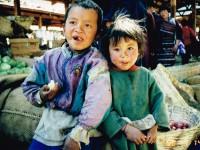 ブータンの子どもたち'98